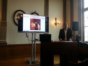 presentatie Denkende romans Jeroen Vanheste