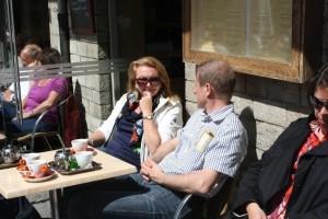 Leuven  Anita en eddy